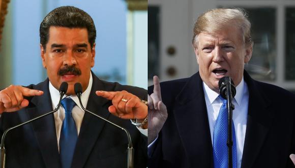 Estados Unidos sigue firme en su llamado a los militares venezolanos a desconocer a Maduro y apoyar un gobierno de transición liderado por Guaidó. (Foto: EFE)