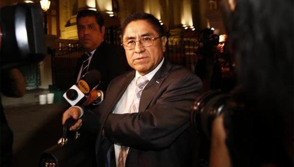 El 27 de marzo de este años el Poder Judicial varió la imputación del delito de patrocinio ilegal contra el destituido ex juez supremo César Hinostroza por el de tráfico de influencias agravada. (Foto: GEC)