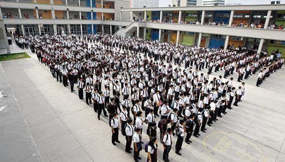 Las clases presenciales quedaron suspendidas debido al estado de emergencia por el COVID-19. (Foto: GEC)