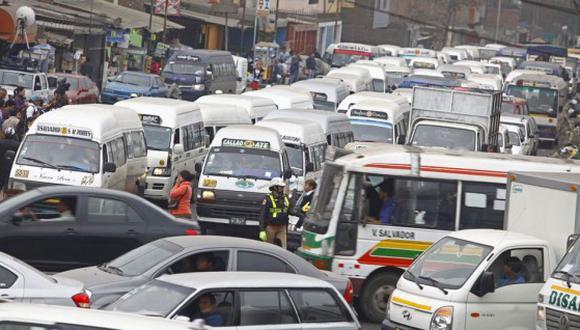 Hoy se publicó la ley que crea la Autoridad de Transporte Urbano para Lima y Callao (ATU).(Foto: GEC)