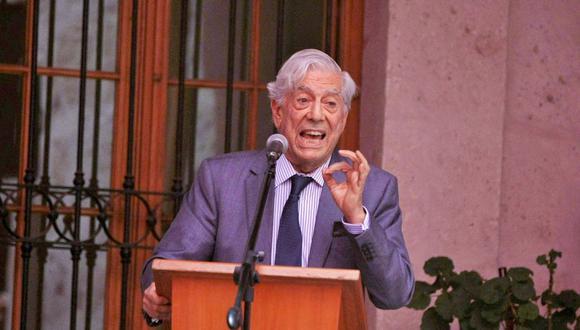 Mario Vargas Llosa (Foto:USI)
