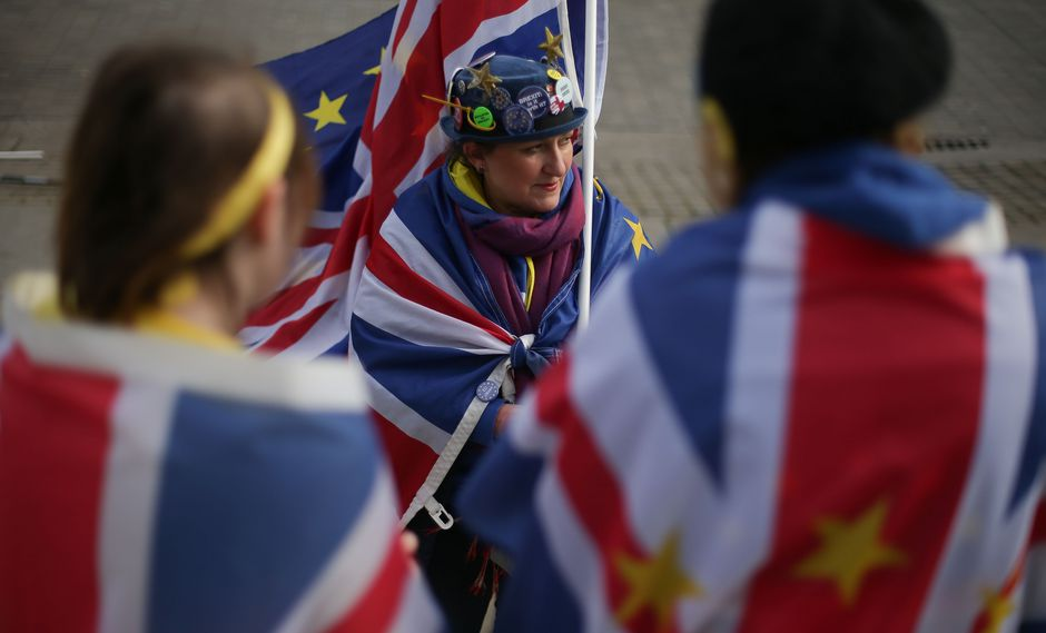 ¿Logrará el Reino Unido un acuerdo para el Brexit? (Foto: AFP)