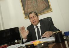 Espinosa-Saldaña: Hay que ver si nueva coyuntura cambia fallo por unanimidad sobre cuestión de confianza