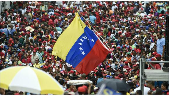 Chavismo. (Foto: Difusión)