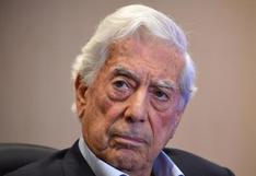 """Vargas Llosa presentó serie """"Una vida en palabras"""" que unifica todas sus facetas"""