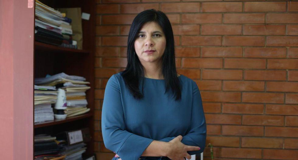 Hallazgos. La procuradora Silvana Carrión reveló que al igual que Odebrecht, OAS también tiene una deuda tributaria en Sunat. (Foto: GEC)