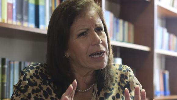 Lourdes Flores Nano dijo de la labor de los organismos electorales dependerá la legitimidad del que será el próximo gobierno del bicentenario o podrá condenarlo en la ilegitimidad.
