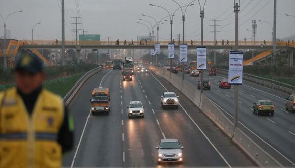 MEF no dio opinión favorable a adenda a contrato con Rutas de Lima, que habían planteado la comuna capitalina (Lino Chipana / El Comercio)