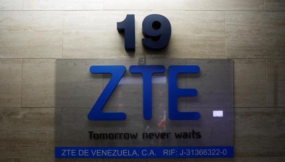ZTE. (Foto: Reuters).