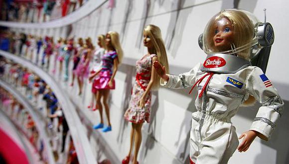 La empresa Mattel perdió 240.9 millones dólares este en el segundo trimestre.(Foto: AP)