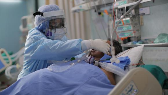 Cerca de 70,000 siniestros por fallecimiento se debieron al COVID-19. (Foto: GEC)