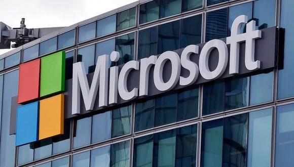 FOTO 4 | Microsoft. La tecnológica vuelve a surgir entre las primeras cinco, gracias a un 47% de crecimiento en su valor de marca hasta alcanzar los US$ 119,595 millones. (Foto: Getty)