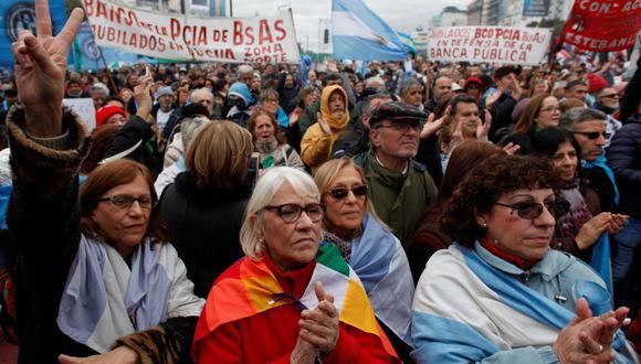 Argentina. (Foto: Reuters)