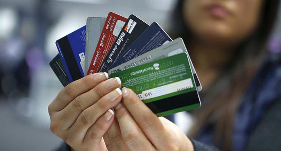 El uso de tarjetas de crédito requiere responsabilidad. (Foto: GEC)