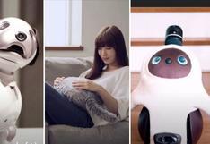 Robots reemplazan mascotas