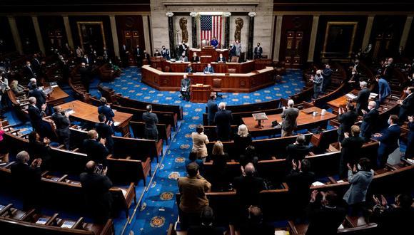 Después de cuatro años de gobierno republicano, Estados Unidos entra a un dominio demócrata en todas las instancias de gobierno. (Foto: Erin Schaff/The New York Times/Bloomberg).
