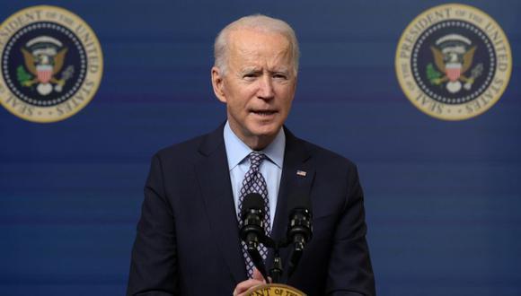 El camino que tiene por delante Biden se vuelve más complicado por las estrechas mayorías de los demócratas en las dos cámaras. (Foto: Reuters)