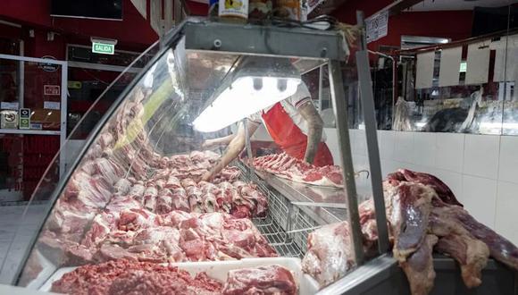 """La carne de res """"es emblema de nuestra identidad nacional y un producto que nos representa en el mundo como ningún otro"""", señaló la Sociedad Rural Argentina en un comunicado en el que manifiesta su oposición a la iniciativa."""