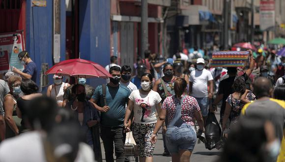 El desempleo en Lima Metropolitana llegó a 15.3% en el primer trimestre del 2021. (Foto: Leandro Britto / GEC)