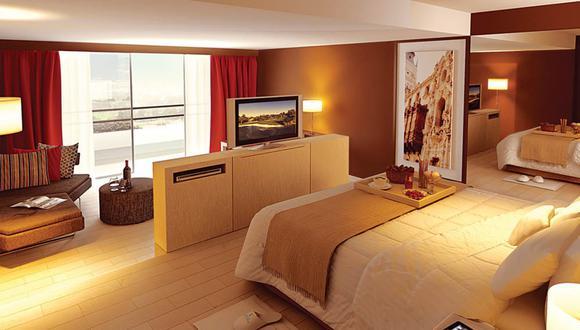 Hoteles que brindan sus servicios al sector corporativo son de categorías 3, 4 y 5. (Foto: difusión)