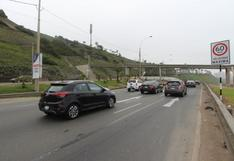 Costa Verde: reducen los límites máximos de velocidad en el circuito de playas