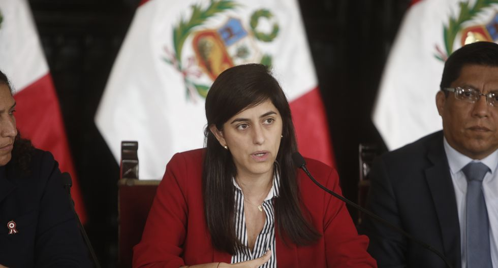 María Antonieta Alva. (Foto: GEC)
