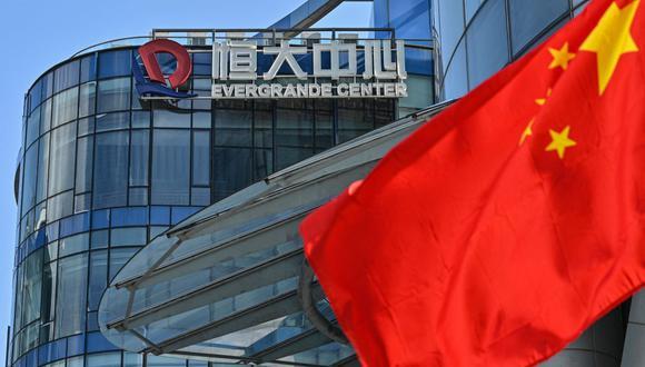 El sector inmobiliario chino comenzó a sobrecalentarse a finales de 1990, cuando los reguladores de entonces abrieron la mano a promotoras ávidas por aprovechar el 'boom' del ladrillo chino. (Photo by Hector RETAMAL / AFP).