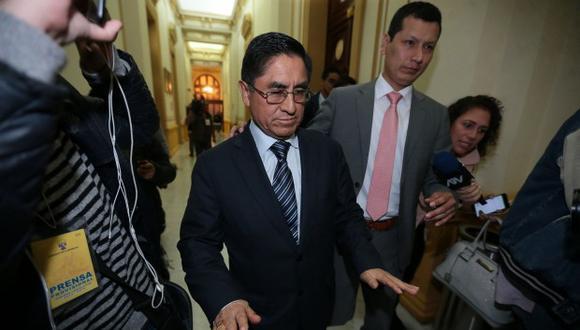 César Hinostroza se encuentra actualmente detenido en España, donde afronta pedido de extradición al Perú. (Foto: GEC)