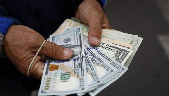 El dólar anota una ganancia de 10.14% en el mercado cambiario en lo que va del 2021. (Foto: Eduardo Cavero / GEC)