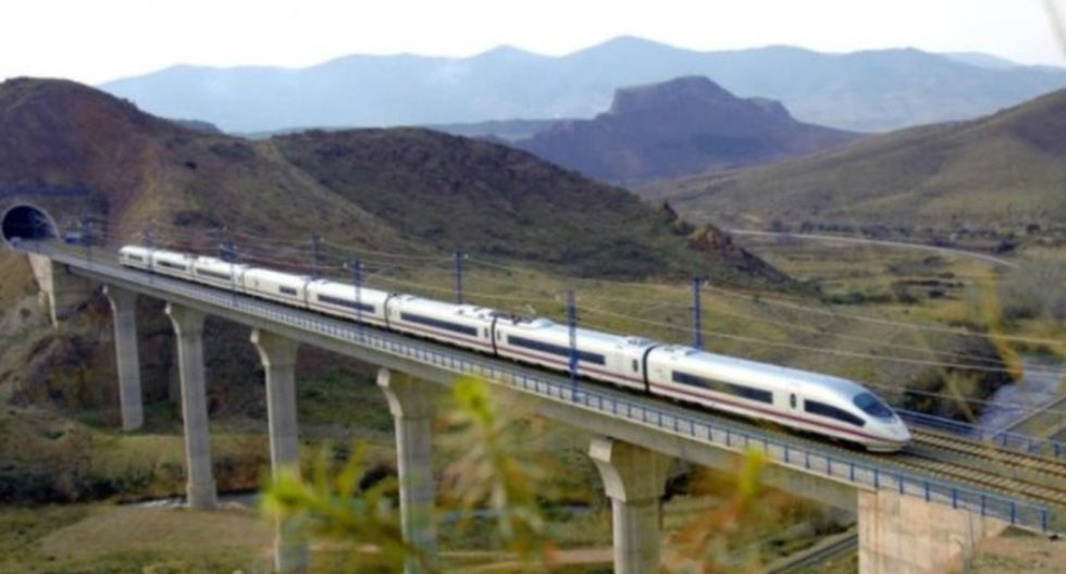 Tren bioceánico