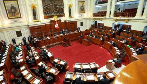 Congreso aprobó eliminación del régimen CAS en el sector público. Foto: Andina