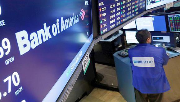 Los cinco bancos en conjunto apartaron unos US$ 20,000 millones para cubrir deudas impagas en el primer trimestre, ante la posibilidad de que tanto individuos como empresas queden sin poder pagar sus créditos.