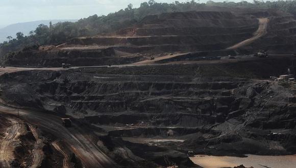 Unos precios más bajos podrían perjudicar a BHP Group, Rio Tinto Group y Vale SA. (REUTERS)