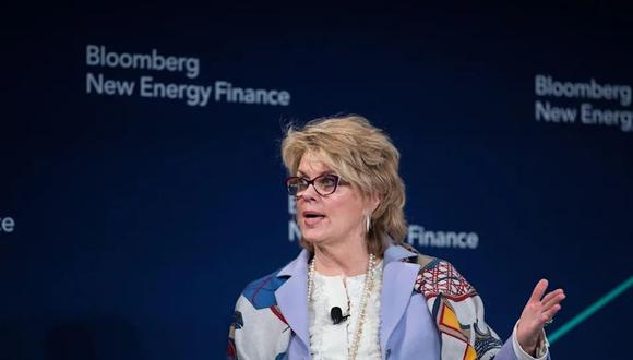 Anne Finucane, vicepresidenta de Bank of America.