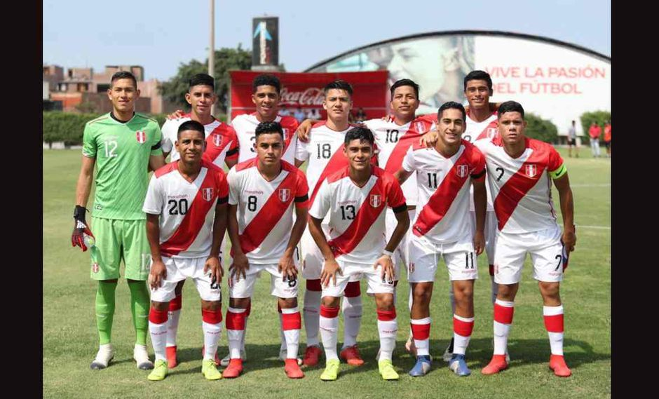 Perú ya no será sede del Mundial Sub 17 de la FIFA. (Foto: Selección Peruana)