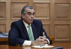 Olaechea presentó carta a Palacio de Gobierno para coordinar reunión con Vizcarra