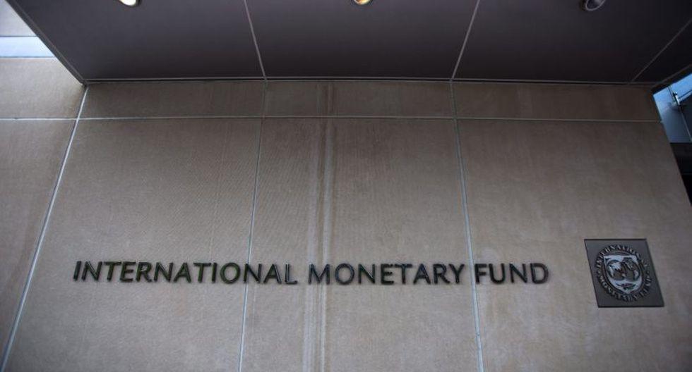 Fondo Monetario Internacional. (Foto: EFE)
