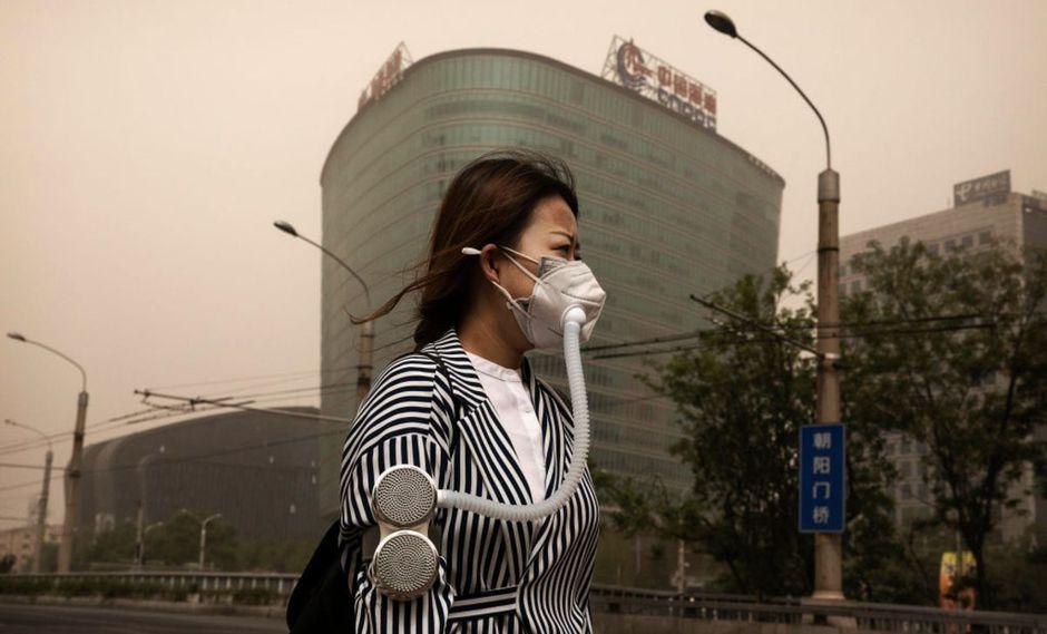 """La preocupación por el cambio climático está concentrada entre los jóvenes, las mujeres y los chinos relativamente acomodados que pueden darse el lujo de preocuparse por valores """"posmaterialistas"""" y no simplemente por ganarse la vida. (Foto: Bloomberg)"""