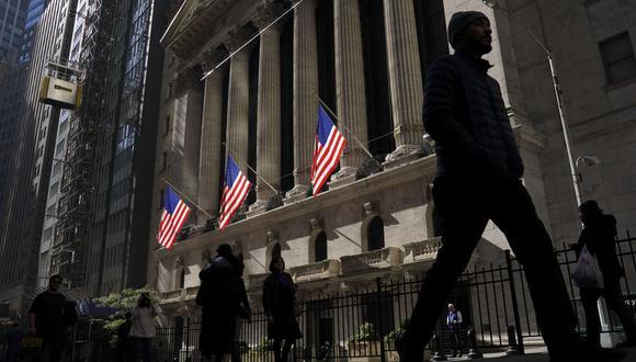 Wall Street cerró este lunes en verde. (Foto: AFP)