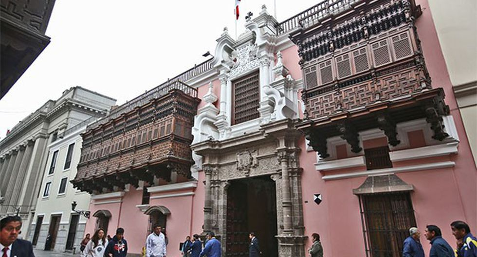 El Gobierno peruano dio por culminadas las funciones de Hugo de Zela como viceministro de Relaciones Exteriores el último domingo 21. (Foto: GEC)