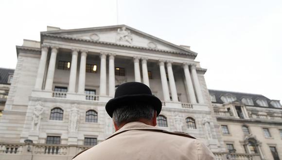 Bank of England. (Foto: Reuters)
