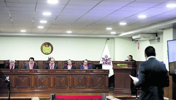 Candidatos que entreguen dádivas podrían ser expulsados del próximo proceso electoral. (Foto: GEC)
