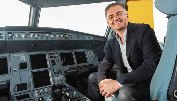 Cambio. En Perú operan una flota de 100% aeronaves nuevas, dijo Rapp.  (Foto: Difusión)