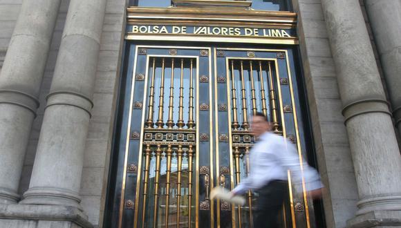 La Bolsa de Valores de Lima cerró al alza. (Foto: Andina)
