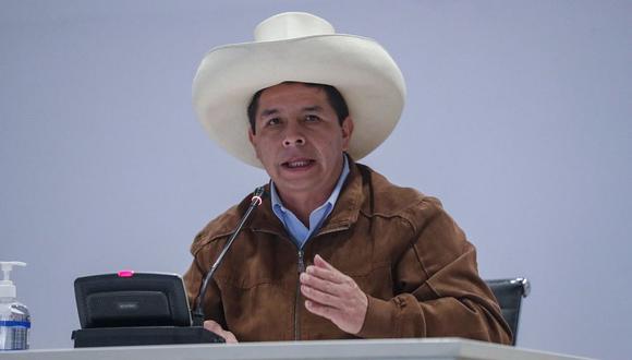 Pedro Castillo, presidente de la República.  (Foto: Presidencia)