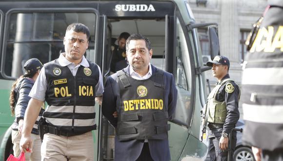 José Luis Cavassa Roncalla es investigado por la Fiscalía por integrar la presunta organización criminal Los Cuellos Blancos del Puerto. (Foto: Alonso Chero / GEC)