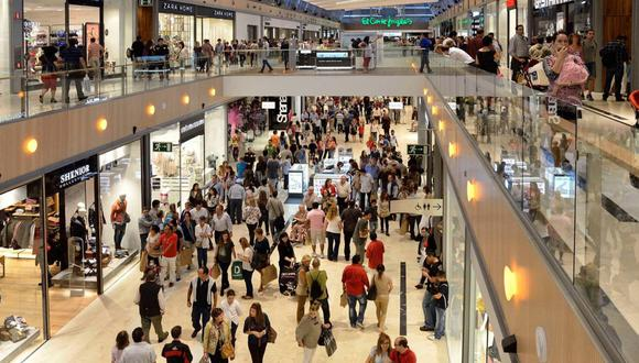Al menos el 30% de las tiendas en centros comerciales han sido abandonadas por sus locatarios. (Foto: difusión)