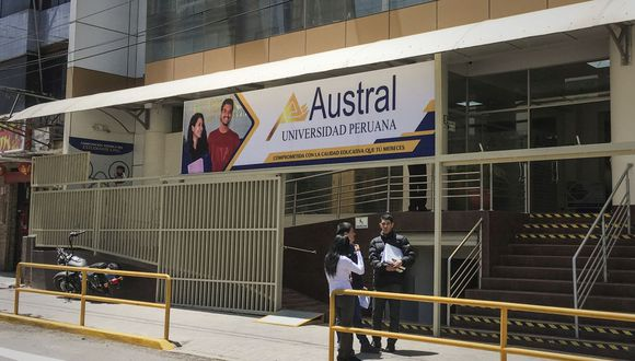 Universidad Peruana Austral del Cusco (Foto: Difusión)