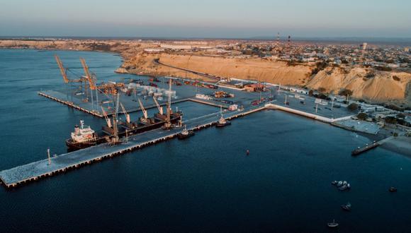 Las obras en el puerto de Paita, en Piura, se iniciarán a fines de este año. (Foto: MTC)