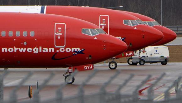 La aerolínea había presentado a mediados de noviembre su primera solicitud ante un tribunal irlandés después de la negativa del Gobierno noruego a darle apoyo económico adicional para afrontar las pérdidas provocadas por la pandemia de coronavirus.